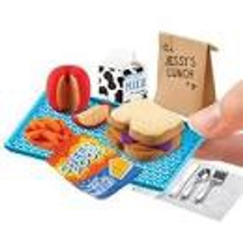 EXTRA SMALL MINI CLAY KIT SCHOOL LUNCH