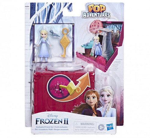 FROZEN 2 ENCHANTED FOREST SET