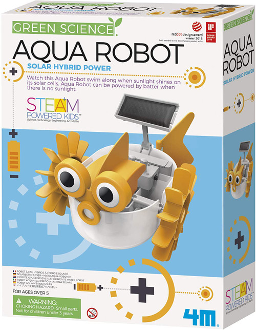 HYBRID SOLAR ENGINEERING AQUA ROBOT
