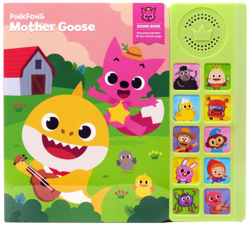 PINKFONG MOTHER GOOSE SOUND BOOK