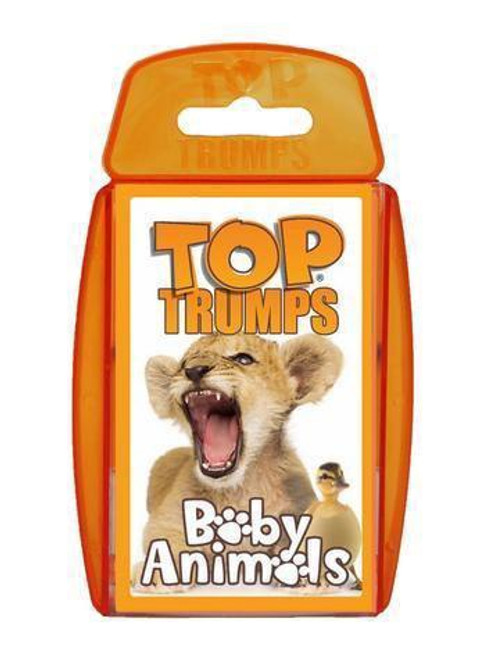 TOP TRUMPS BABY ANIMALS