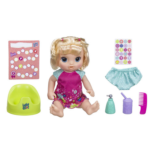 BABY ALIVE POTTY DANCE