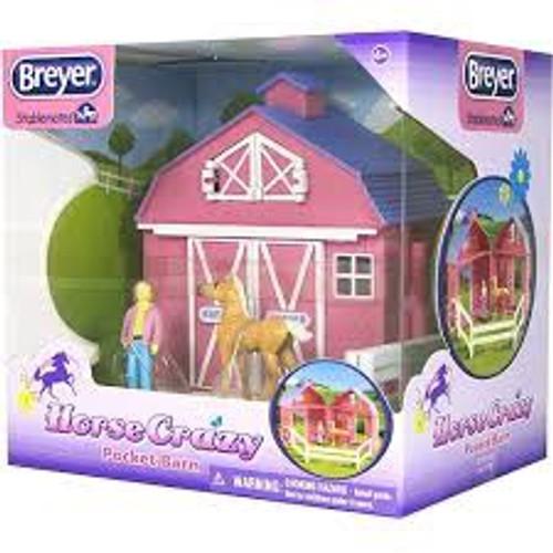 HORSE CRAZY POCKET BARN