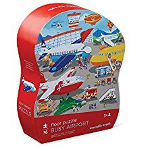 BUSY AIRPORT 36 PCS