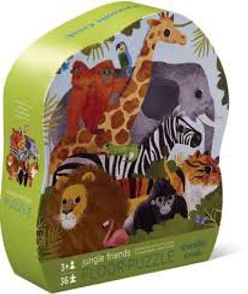 JUNGLE FRIENDS PUZZLE 36 PCS