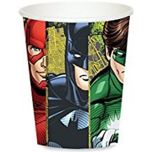JUSTICE LEAGUE CUPS