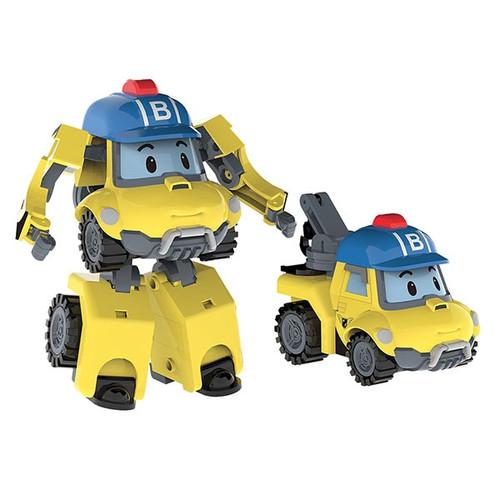 POLI TRANSFORMING ROBOT BUCKY