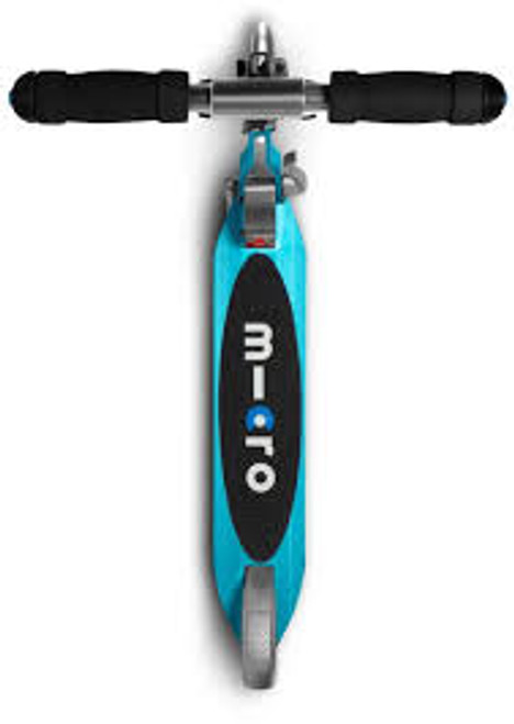 MICRO SCOOTER SPRITE OCEAN BLUE LED