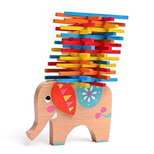 BALANCING GAME ELEPHANT