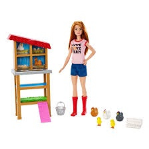 BARBIE CAREERS NURTURING PLAYSET ASSORT