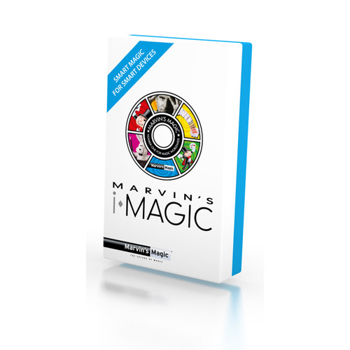 MARVIN'S MAGIC IMAGIC MICRO BLUE
