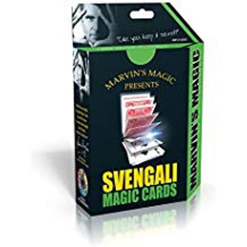 MARVIN'S MAGIC SVENGALL MAGIC CARDS