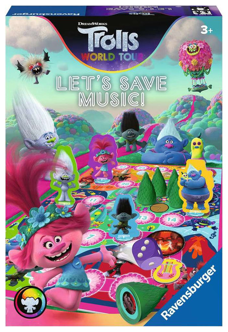 TROLLS 2 SAVE MUSIC GAME