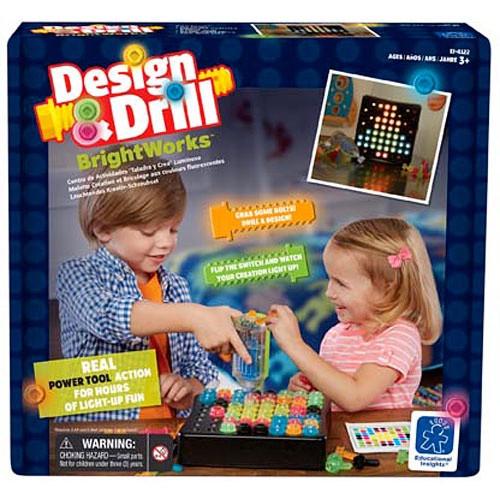 DESIGN & DRILL BRIGHTWORKS