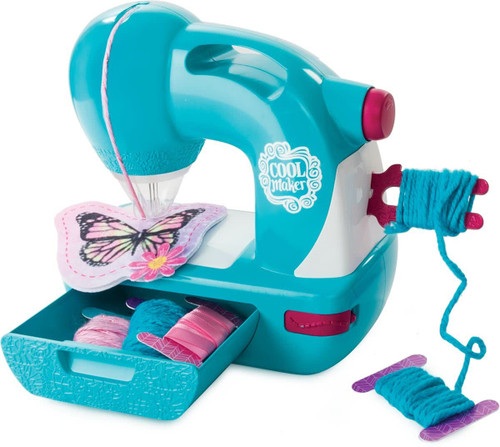 COOL MAKER SEW N' STYLE MACHINE