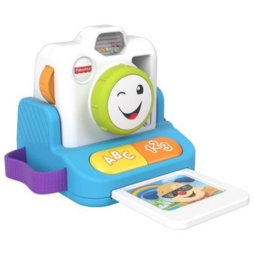 FISHER PRICE CLICK & LEARN INSTANT CAMERA