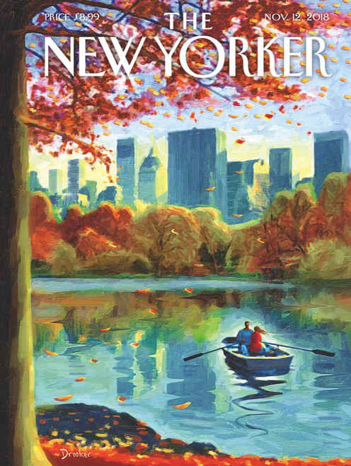 THE NEW YORKER CENTRAL PARK ROW