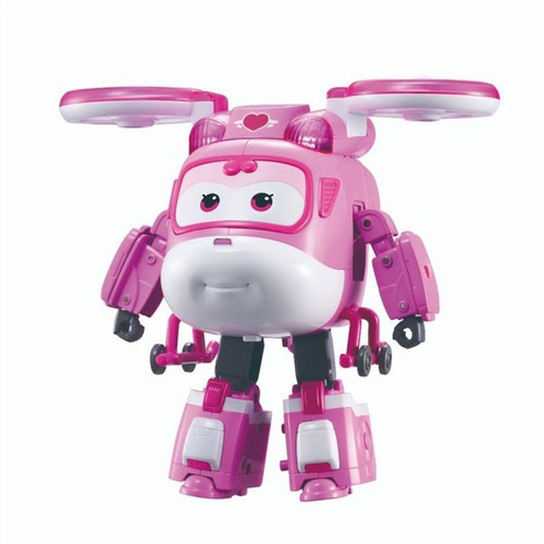 SUPER WINGS DELUXE TRANSFORMING-SUPERCHARGED DIZZY