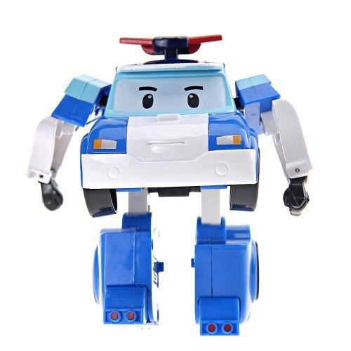 POLI TRANSFORMING ROBOT