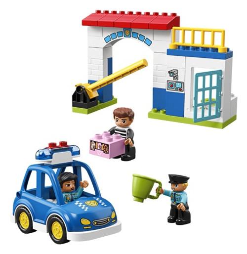 POLICE STATION W1