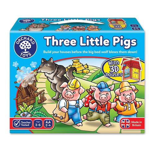 THREE LITTLE PIGS W1