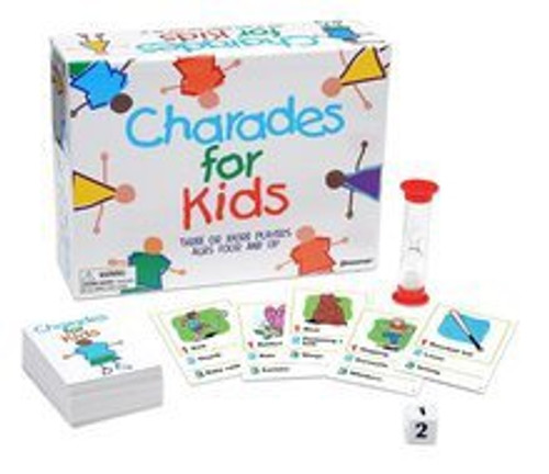 CHARADES FOR KIDS W1