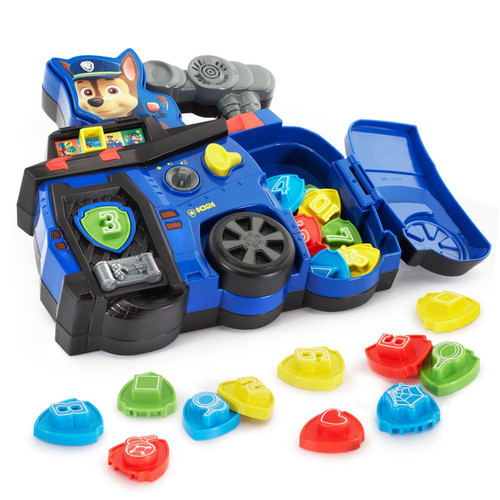 PAW PATROL CHASE ON THE CASE CRUISER W1