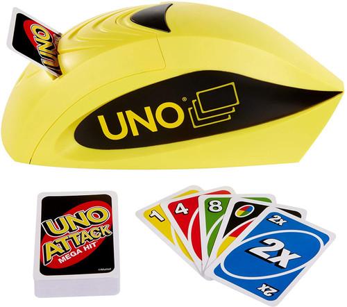 UNO ATTACK MEGA HIT CARD GAME