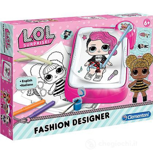 L.O.L. FASHION DESIGNER