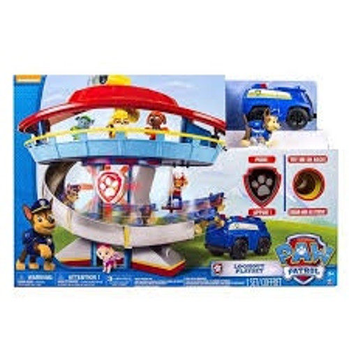 PAW PATROL LOOKOUT PLAYSET W1