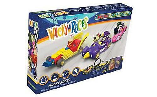 MICRO SCALEXTRIC WACKY RACES