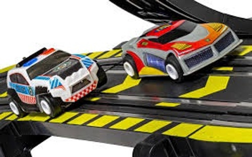 MICRO SCALEXTRIC LAW ENFORCER