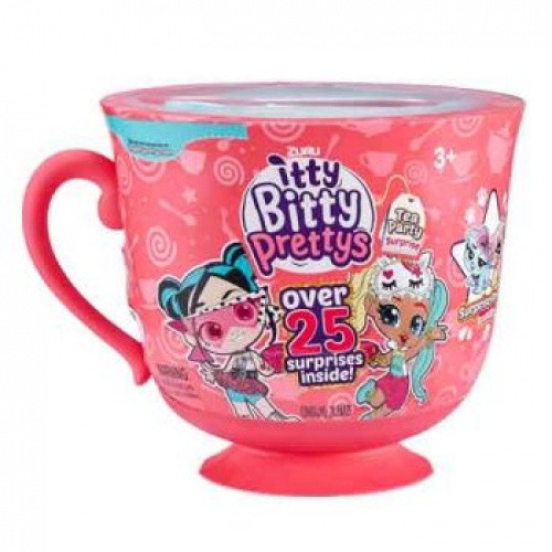 ITTY BITTY PRETTYS TEA PARTY SURPRISE BIG