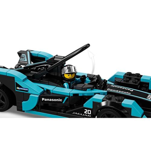 FORMULA E PANASONIC JAGUAR RACING GEN2 CAR & JAGUAR I
