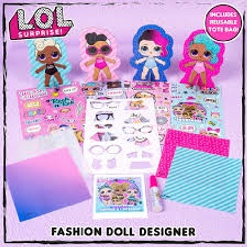 L.O.L SURPRISE FASHION DOLL DESIGN