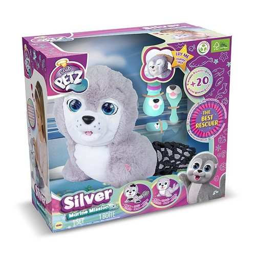 CLUB PETZ MARINE MISSION SILVER