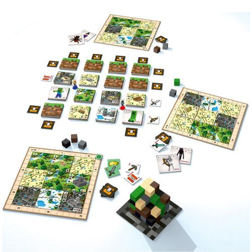 MINECRAFT GAME BUILDERS