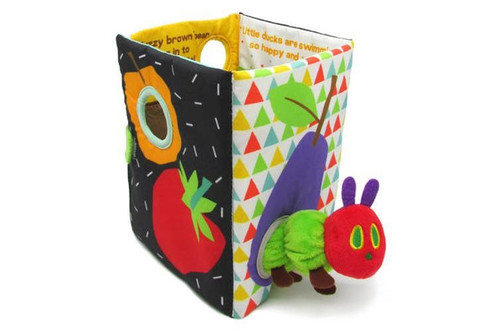 ERIC CARLE IN & OUT SOFT BOOK
