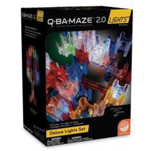 Q-BA-MAZE 2.0 DELUXE LIGHTS SET