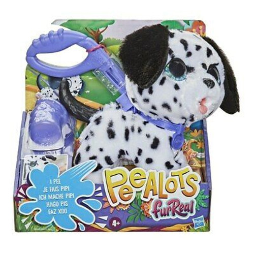 FURREAL PEEALOTS INTERACTIVE DOG