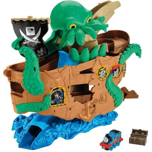 SEA MONSTER PIRATE SET