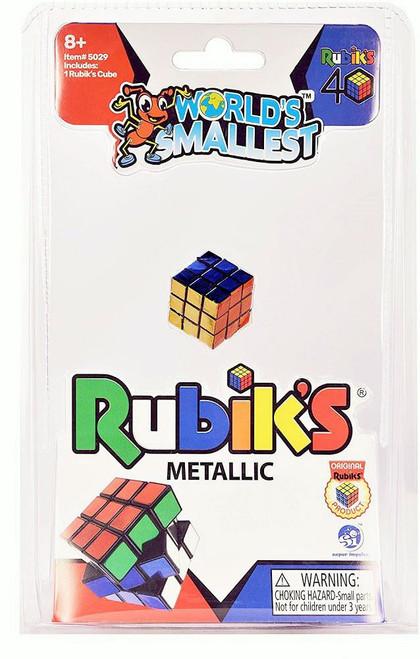 WORLD'S SMALLEST RUBIK'S 4