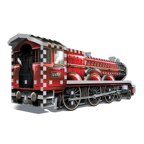 HARRY POTTER HOGWARTS EXPRESS 3D
