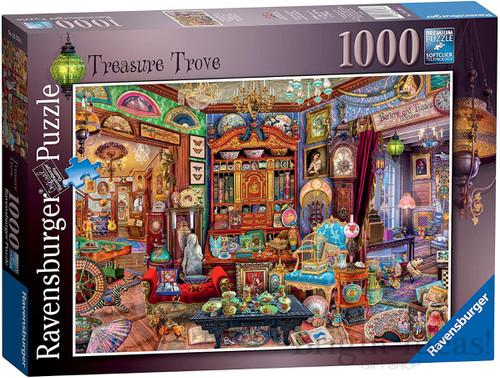 TREASURE TROVE PUZZLE 1000 PCS
