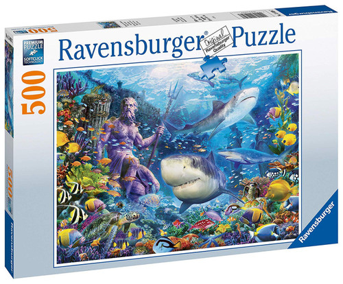 KING OF SEA PUZZLE 500PCS