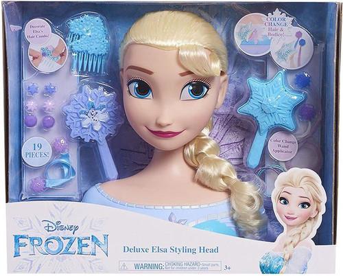 FROZEN II DELUXE ELSA STYLING HEAD