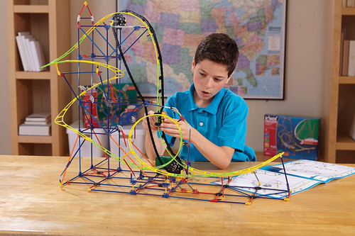 K'NEX STEM EXPLORATIONS ROLLER COASTER