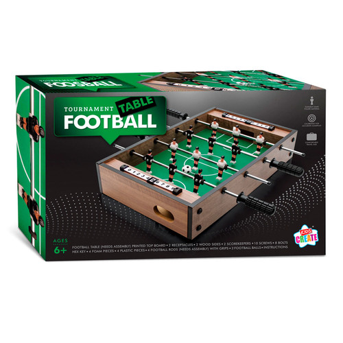 FOOTBALL TABLE W1