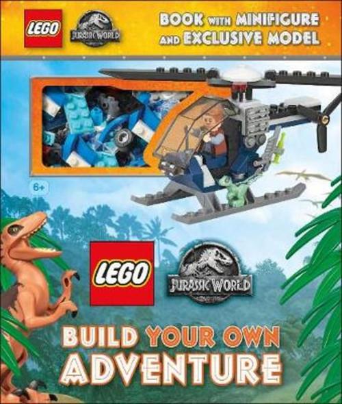 LEGO JURASSIC WORLD BUILD YOUR OWN ADVENTURE