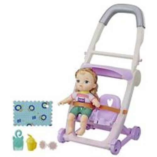 BABY ALIVE LITTLES STROLLER ASST